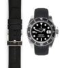 Nylon Leather Strap with Tang Buckle For Rolex