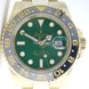 "Oyster Gmt Master II 116718LN ""Jade"""