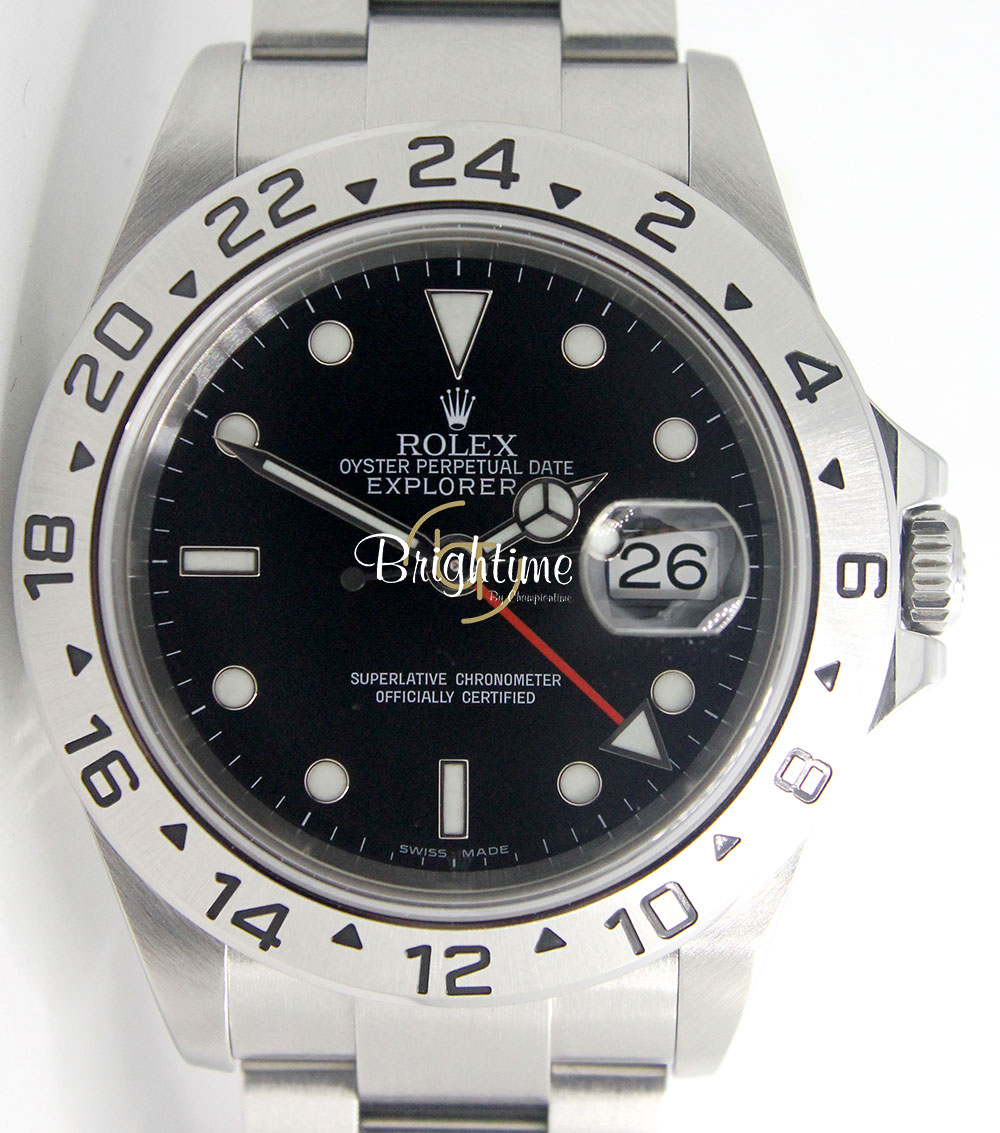 dcf163b17ad Explorer II 16570 – Brightime by Championtime